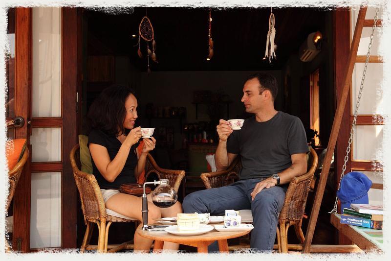 Lobby Cafe De Laos