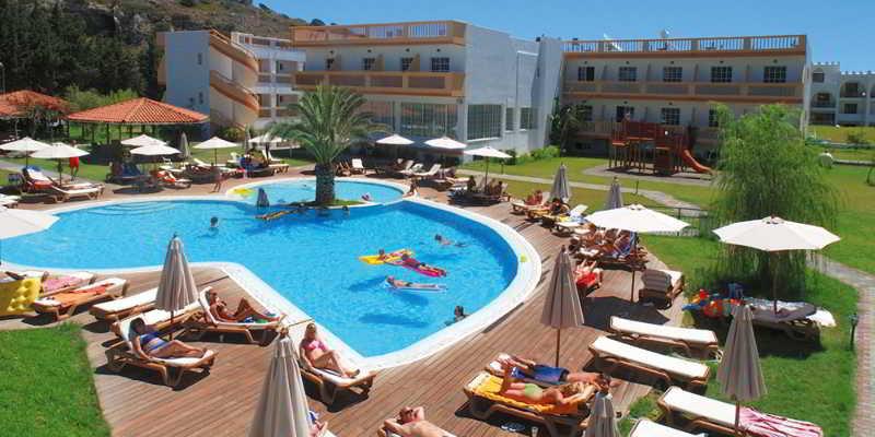 Terrace Alfa Hotel