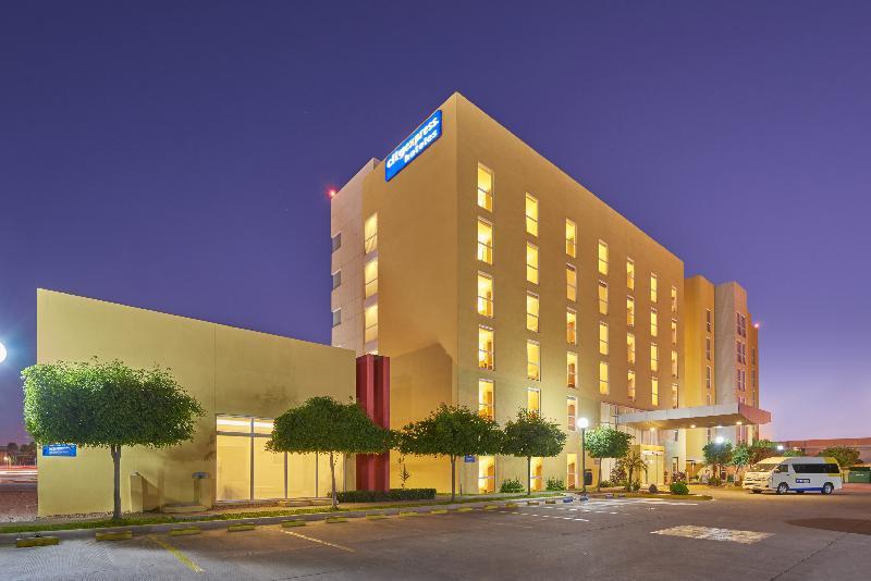 City Express Ciudad Obregon - Hotel - 6