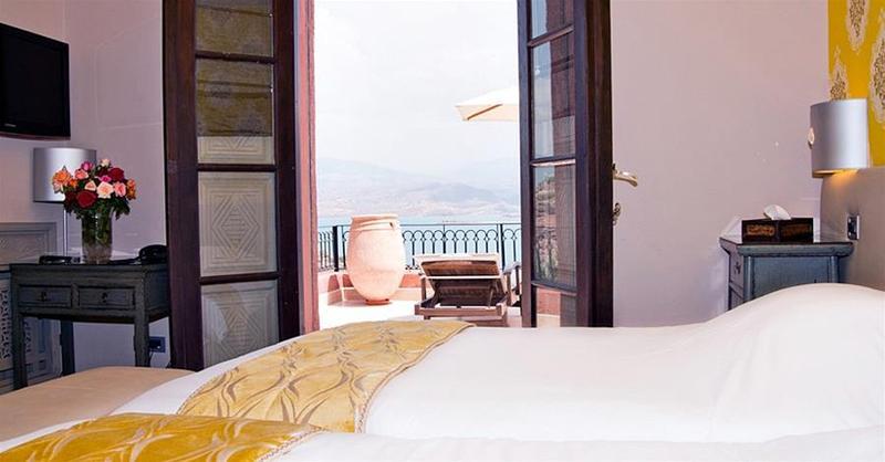 General view Widiane Suites & Spa