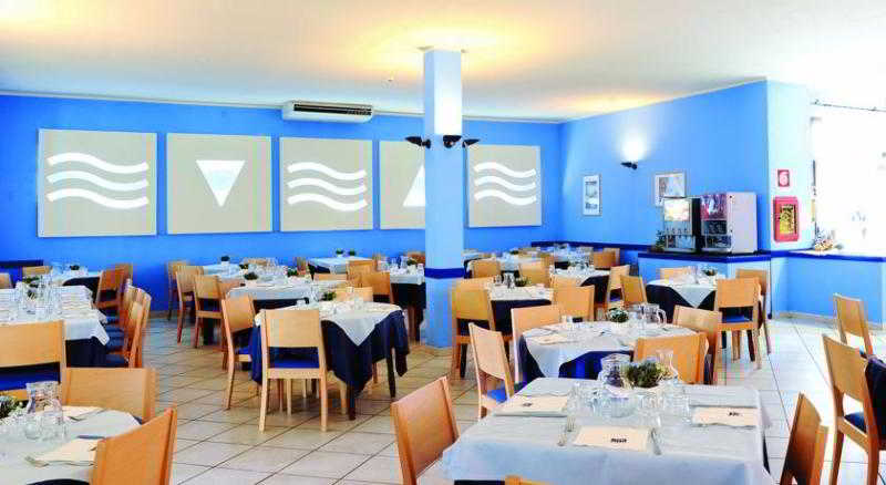 Restaurant Blu Hotel Laconia Village