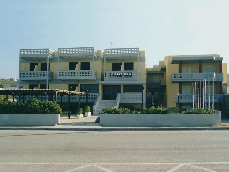 Zantina Beach Hotel - Hotel - 4
