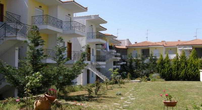 General view Kleopatra Apartments
