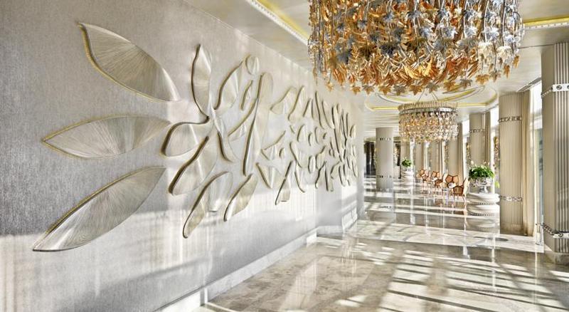 Lobby Bilgah Beach Hotel