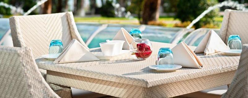 Terrace Bilgah Beach Hotel