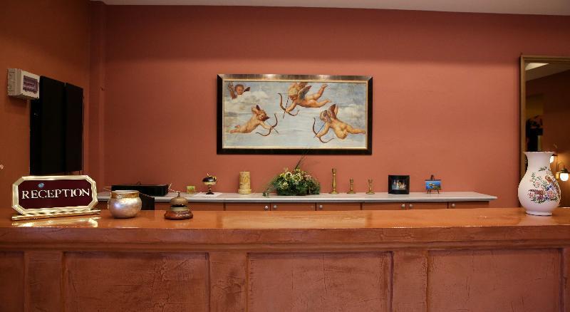 Lobby Sunrise Inn Hotel