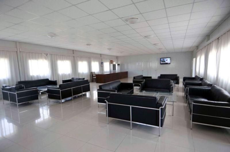 Lobby Ritz Muxima