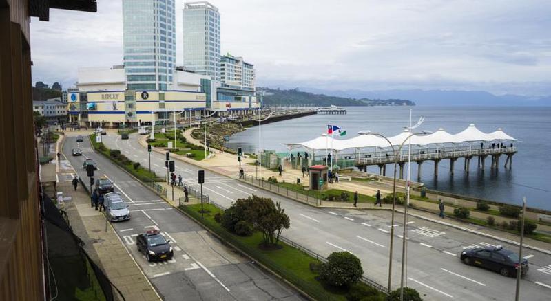 General view Gran Hotel Vicente Costanera