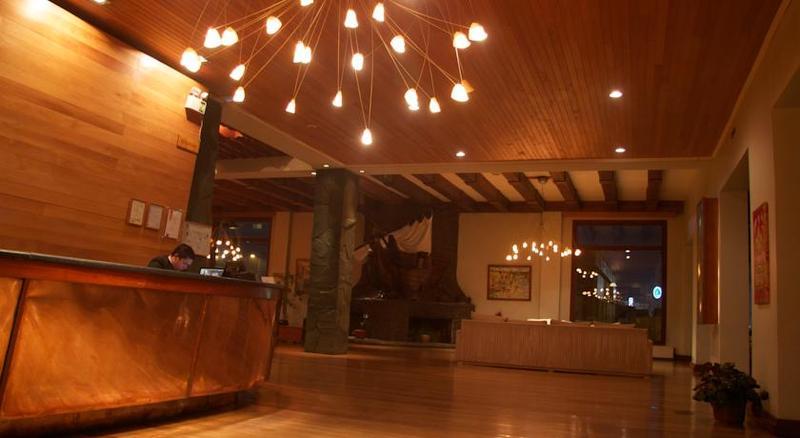 Lobby Gran Hotel Vicente Costanera