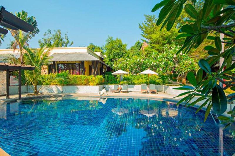 Maya Buri Boutique Resort spa - Pool - 7