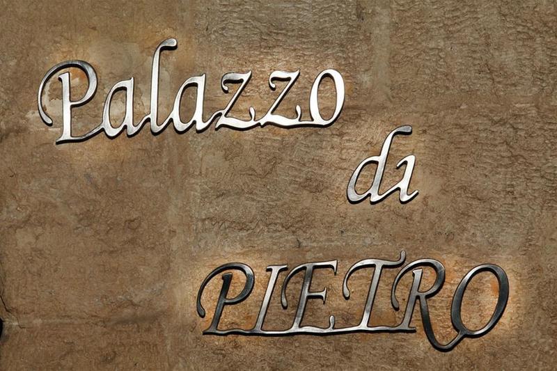 General view Palazzo Di Pietro