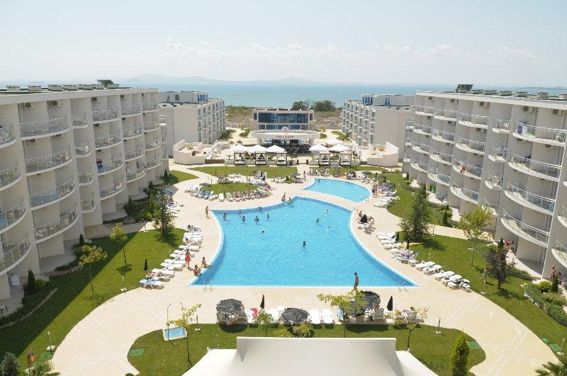 General view Atlantis Resort & Spa