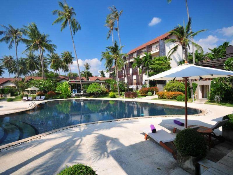 General view Mercure Koh Samui Beach Resort