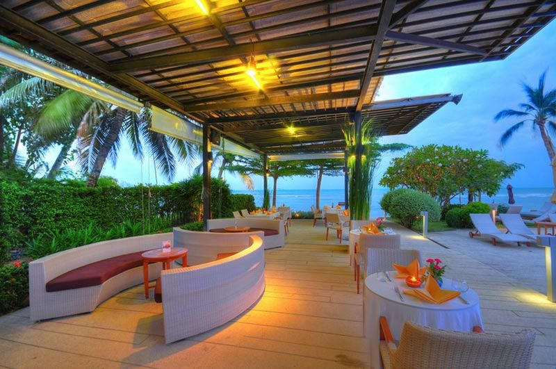 Bar Mercure Koh Samui Beach Resort