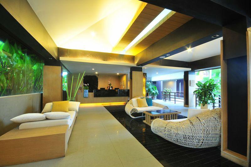 Lobby Mercure Koh Samui Beach Resort