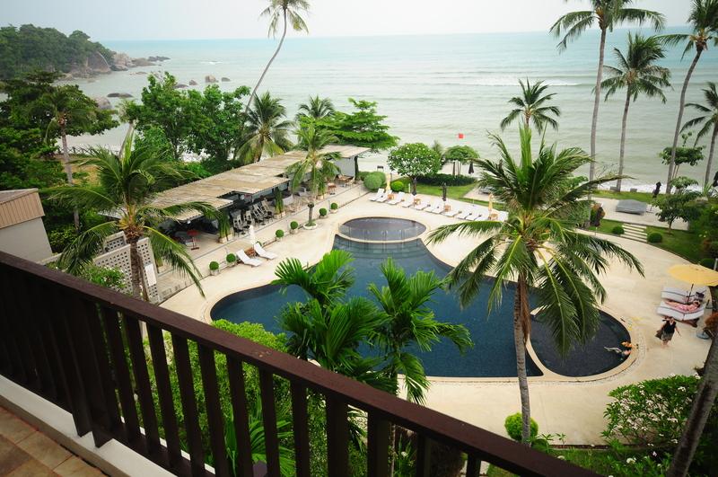Pool Mercure Koh Samui Beach Resort