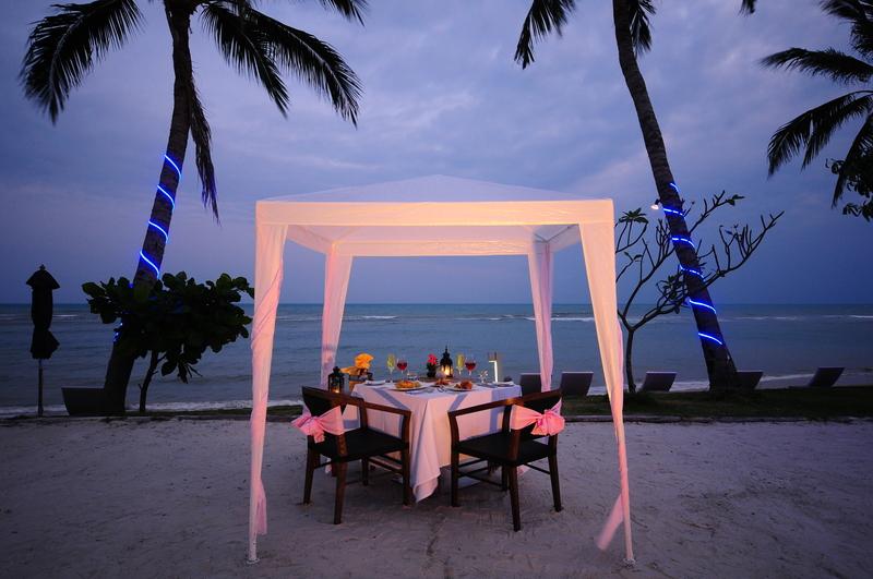 Restaurant Mercure Koh Samui Beach Resort