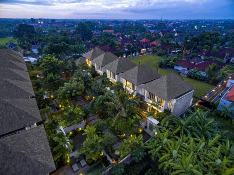 General view Kampoeng Villa Bali