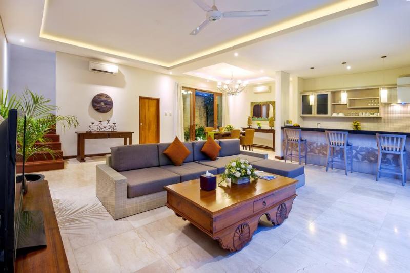 Lobby Kampoeng Villa Bali
