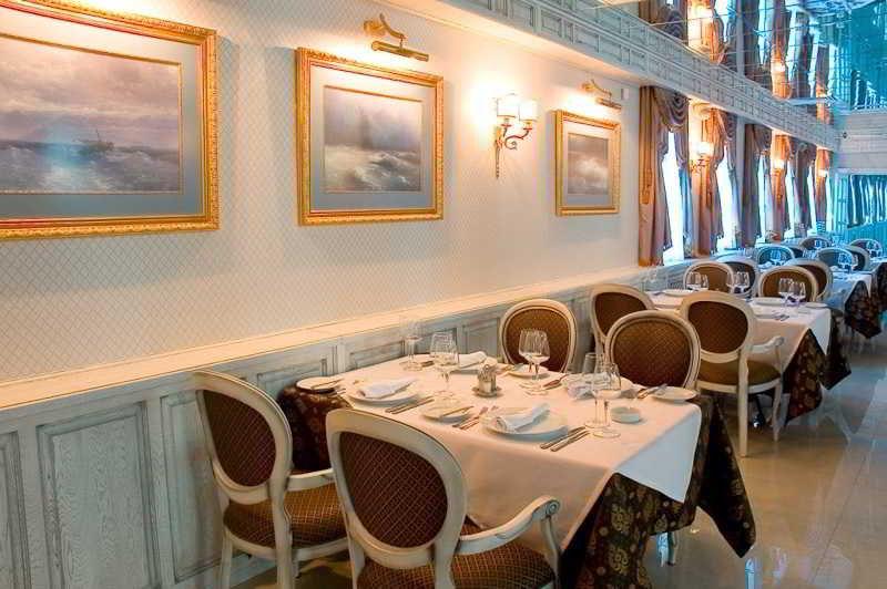 Restaurant Volzhskaya Zhemchuzhina