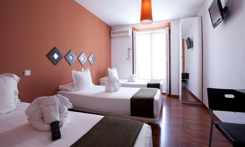 Мадрид - Stad Hotel