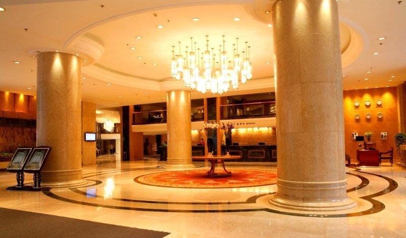 Lobby Wenzhou International Hotel