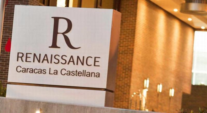 General view Renaissance Caracas La Castellana Hotel