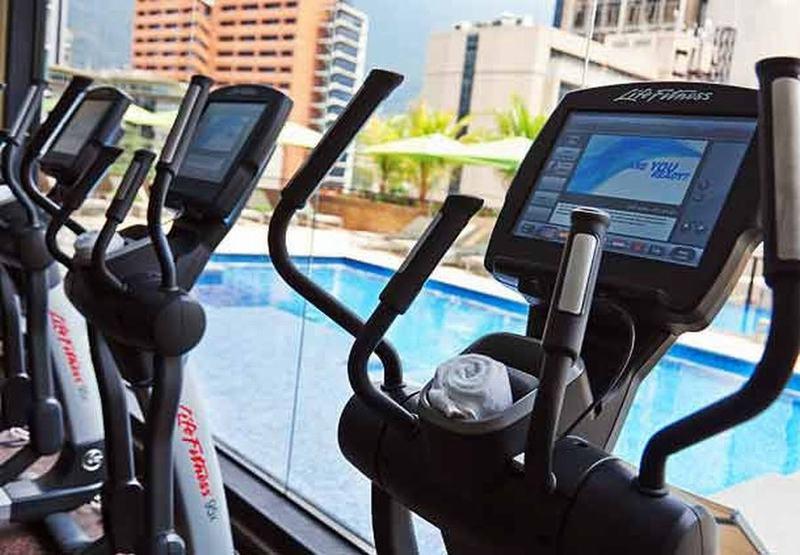 Sports and Entertainment Renaissance Caracas La Castellana Hotel