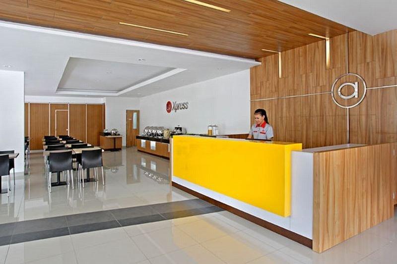 Lobby Amaris Cirebon