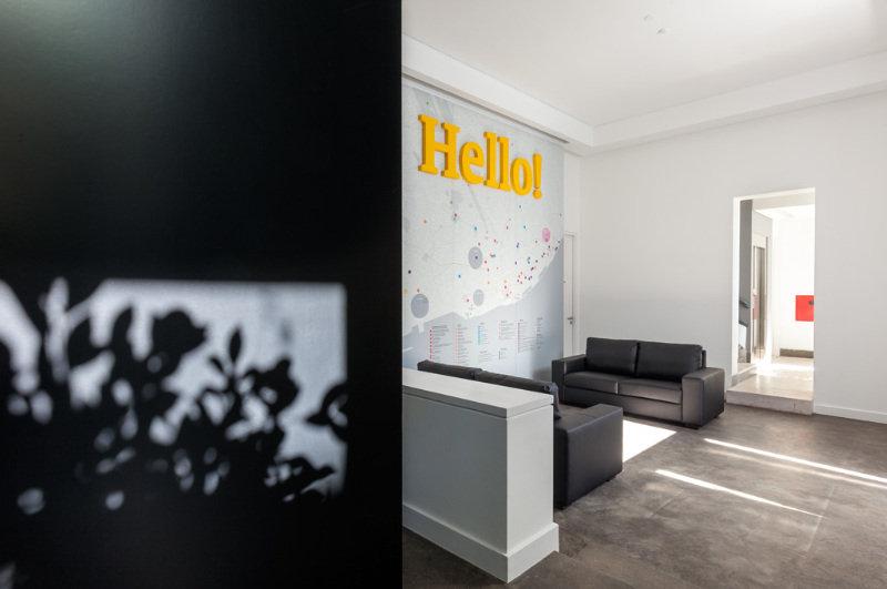 Lobby Hello Lisbon Santa Apolonia Apartments