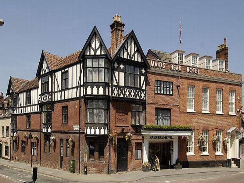 The Maids Head Hotel - Norwich