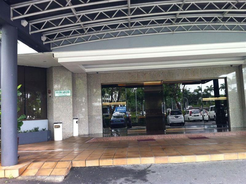 General view Kingwood Inn Kuching