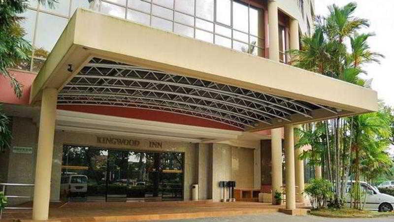 Lobby Kingwood Inn Kuching
