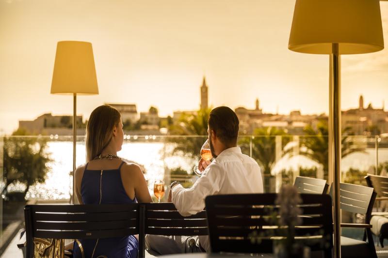 Bar Valamar Padova Hotel