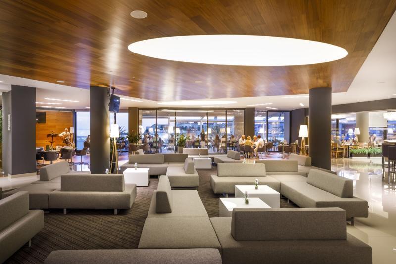 Lobby Valamar Padova Hotel