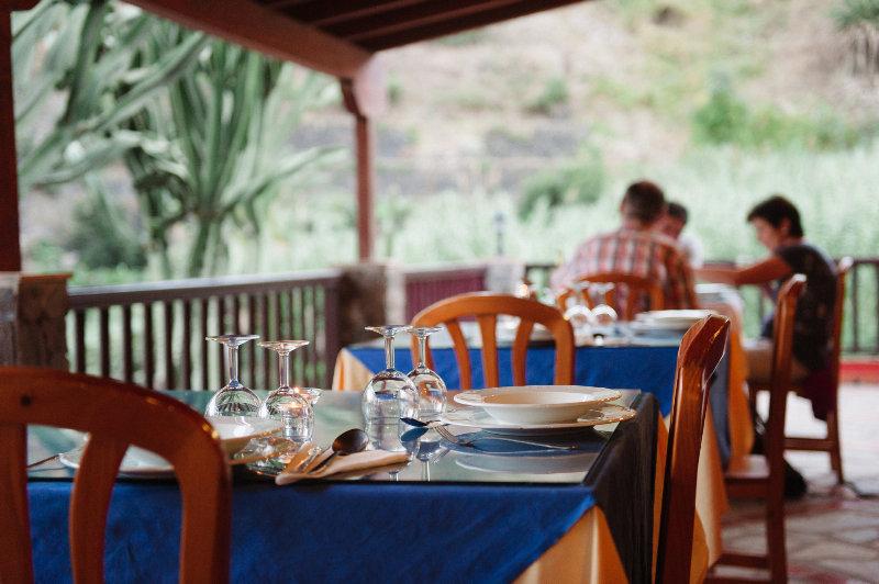 Restaurant Apartamentos Los Telares