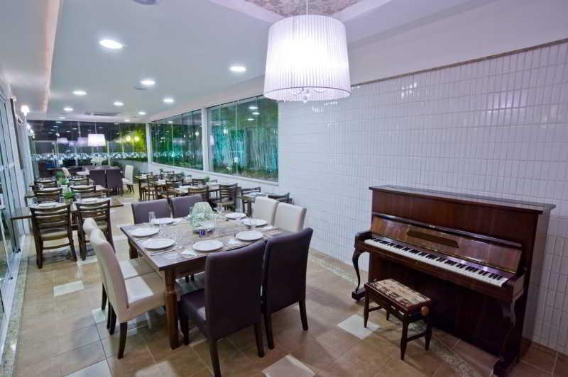 Restaurant Slaviero Executive Florianópolis