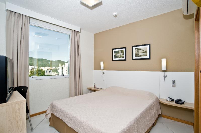 Room Slaviero Executive Florianópolis