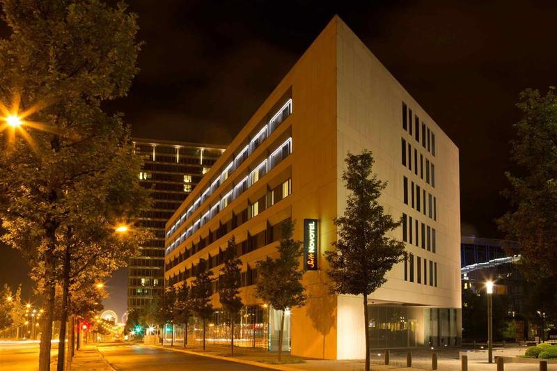 General view Novotel Suites Luxembourg