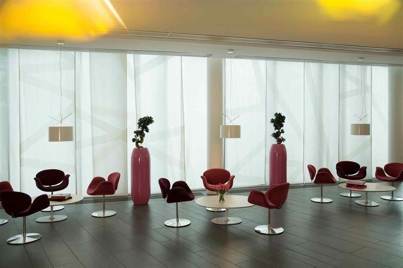 Restaurant Novotel Suites Luxembourg