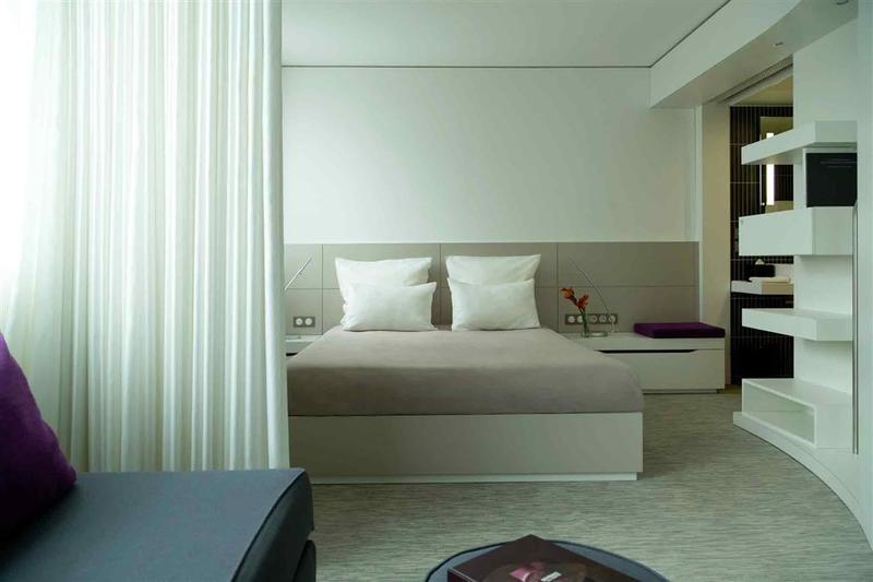 Room Novotel Suites Luxembourg