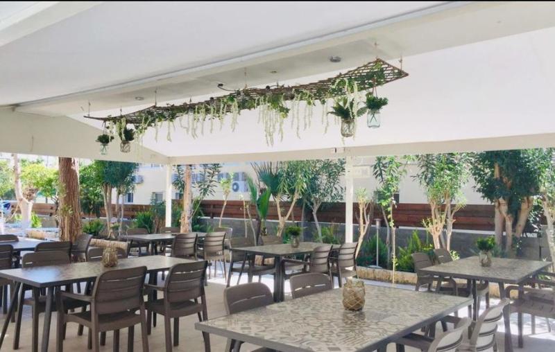 Tasiana Hotel Apts - Terrace - 12