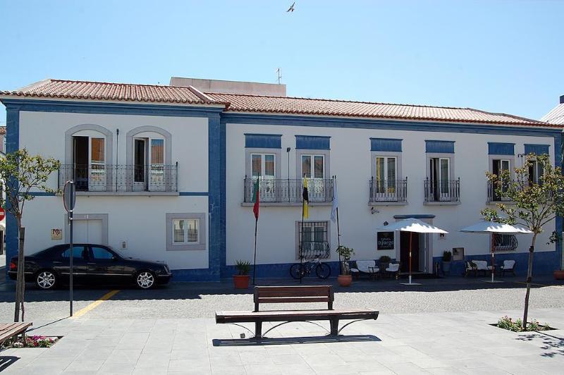 General view Dom Jorge De Lencastre
