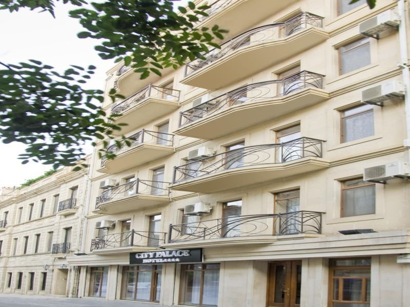 Баку - City Palace Baku