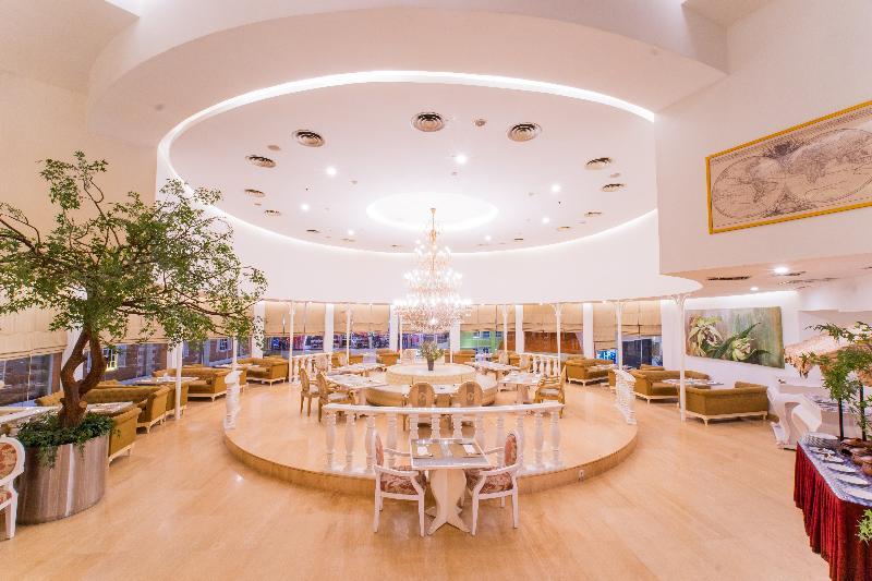 Restaurant Grand Jatra Hotel Balikpapan