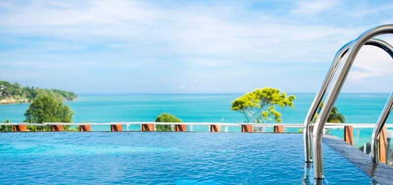 Pool Le Meridien Bali Jimbaran