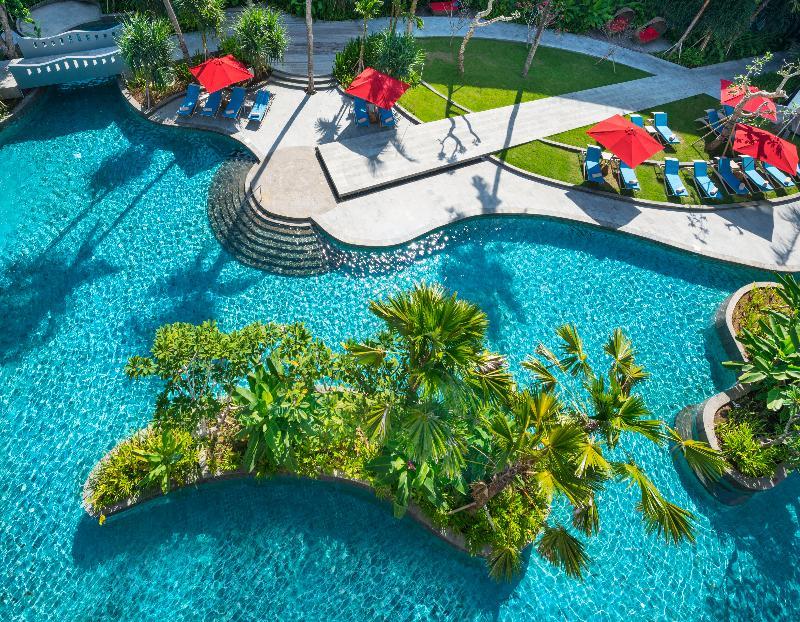 Terrace Le Meridien Bali Jimbaran