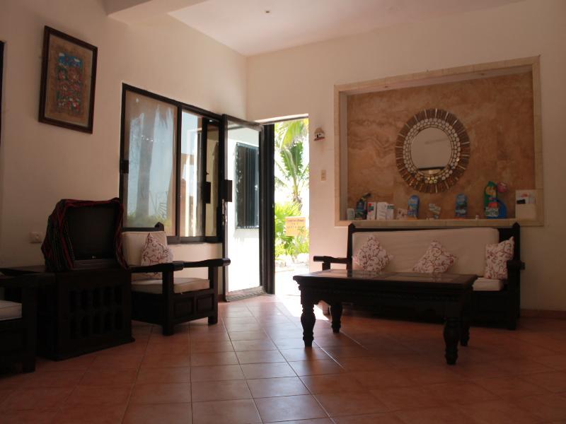 Lobby Villa Kiin
