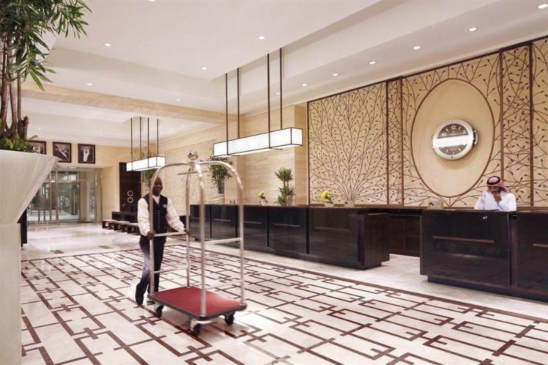 Lobby Swissotel Makkah