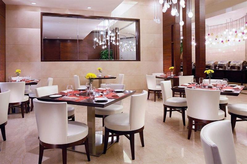 Restaurant Swissotel Makkah